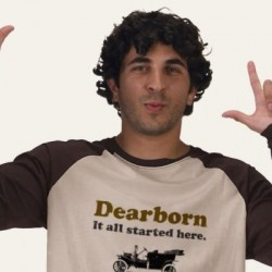 Dearborn - It All Started Here shirt